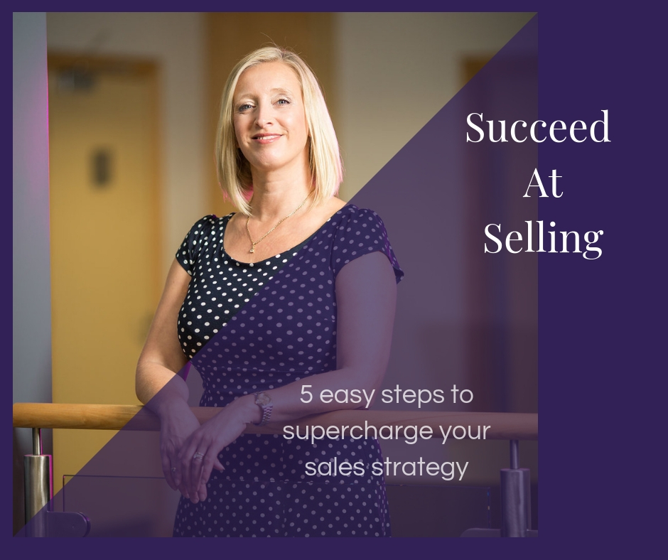 5 easy steps to supercharge your sales strategy