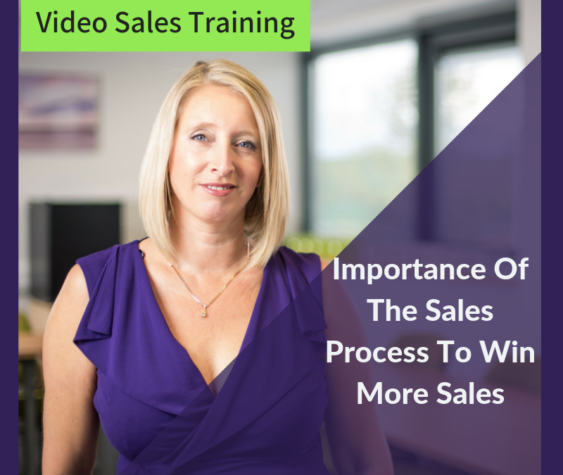 The Importance of the B2B Sales Process to win more sales